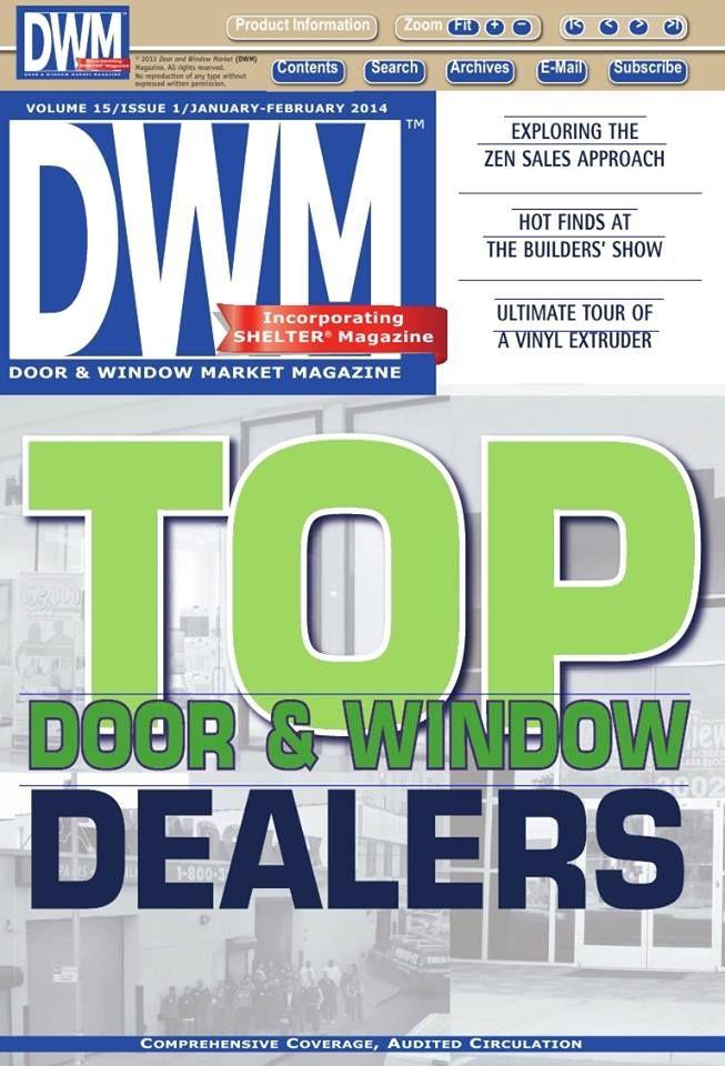 Zen Windows Receives National Recognition In Door And Window