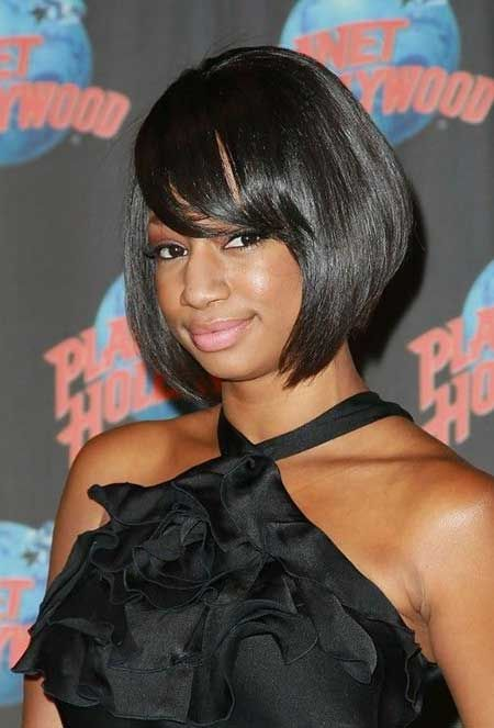 Feathered Bangs Hairstyles For Women 11 Medium Bob Hairstyles Medium Hair Styles Bob Hairstyles