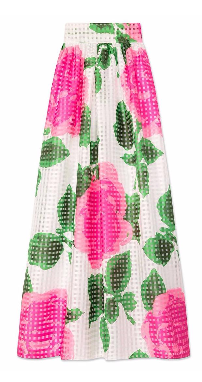 83b98fc18d Tory Burch Danielle Skirt | Spring/Summer 2017 | Skirts, Dress skirt ...