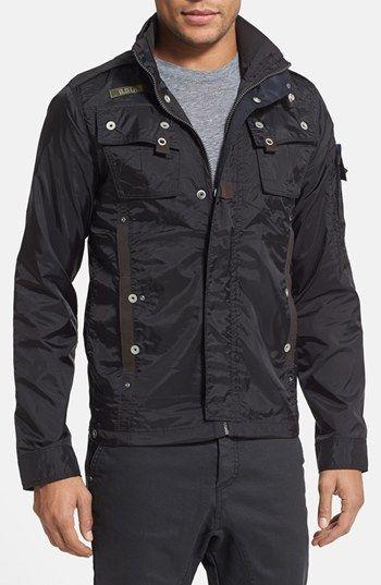 G Star Raw 'Recolite' Lightweight Military Jacket | G star