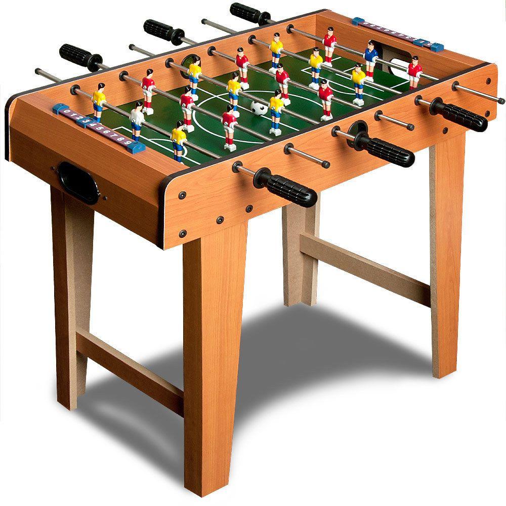 Tischfussball Fußball Kicker Tischkicker Kickertisch Fußballtisch Kinder