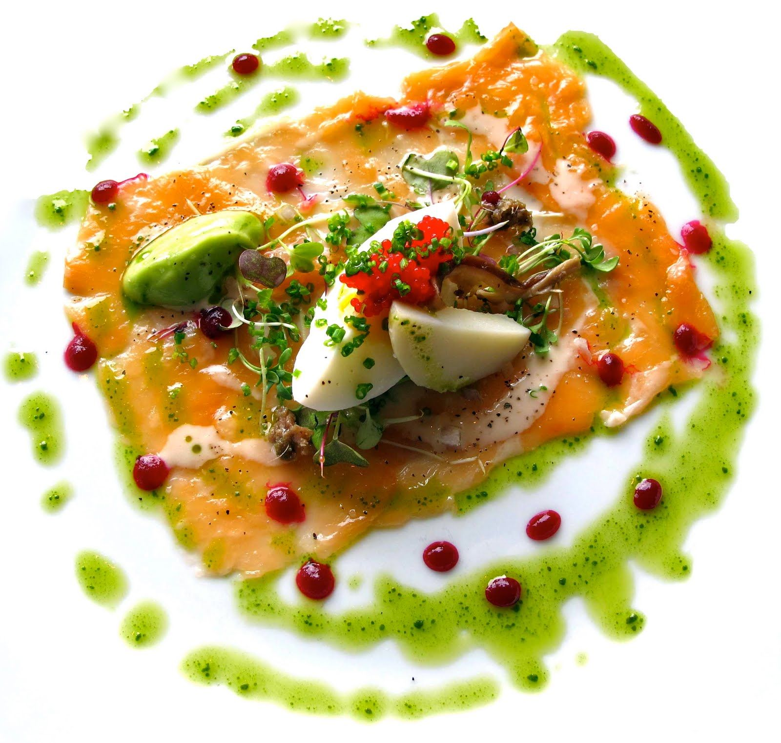Culinary Art | Amuse * Bouche: French culinary fine art you can eat (and afford) at L ...