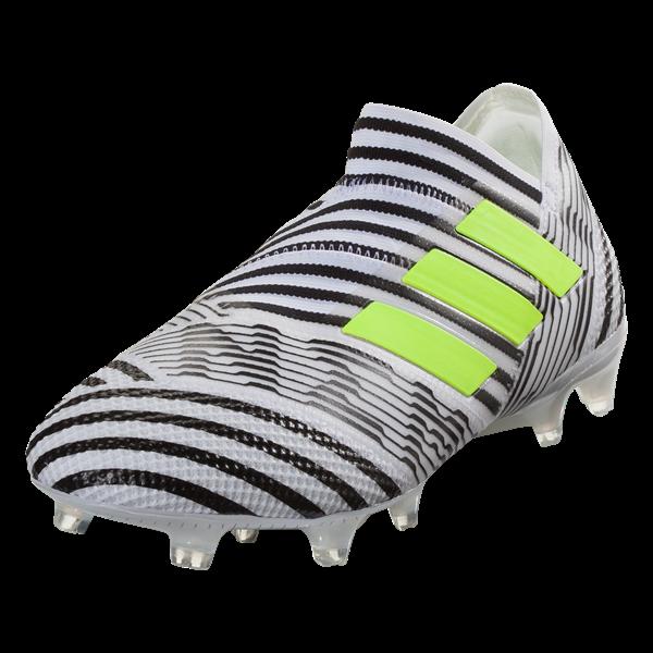Adidas Nemeziz 17+ 360 Agility FG footwear whitesolar