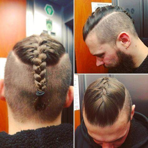 25 most interesting men braids hairstyles ideas for men