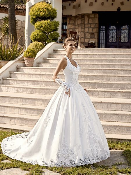 robe de mariee a point mariage - Point Mariage Collection 2014