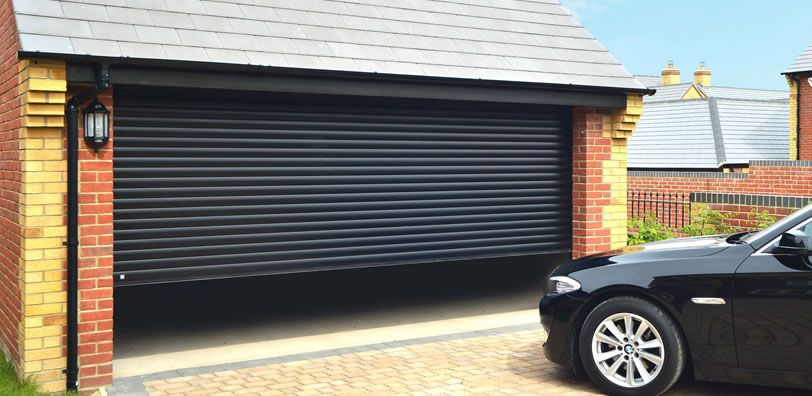 Roller Garage Doors From Garador   Great Space Saving Design.