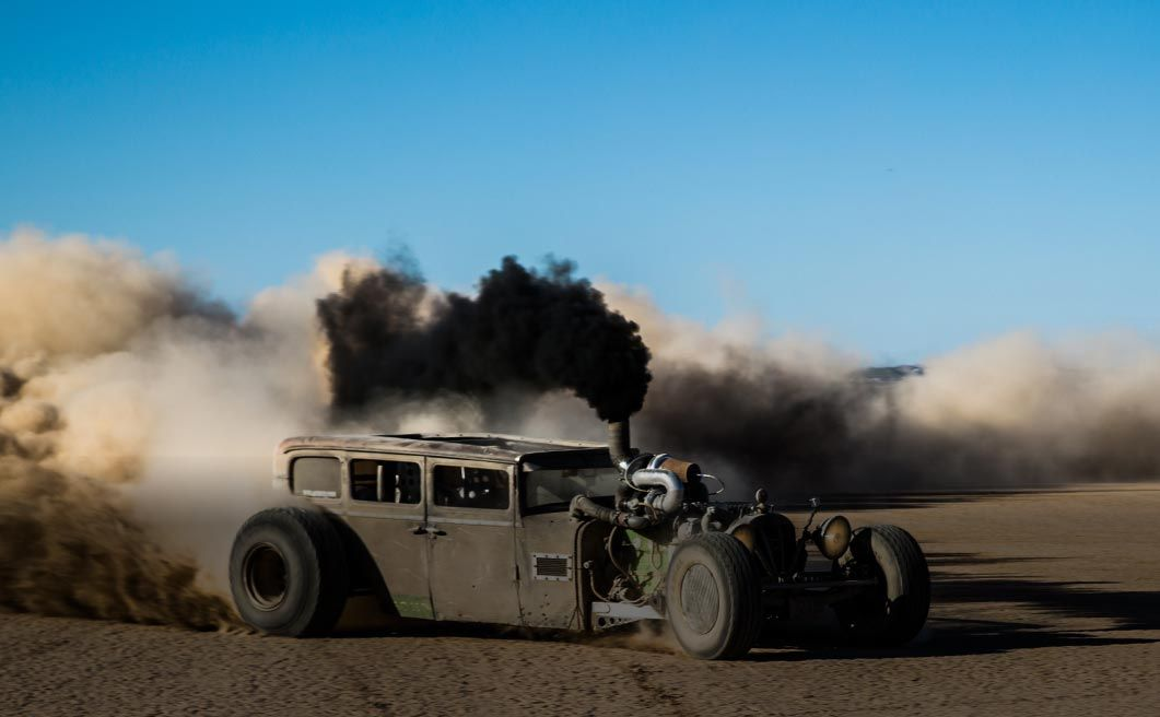 Welder Up diesel rod (With images) Custom cars, Rat rod