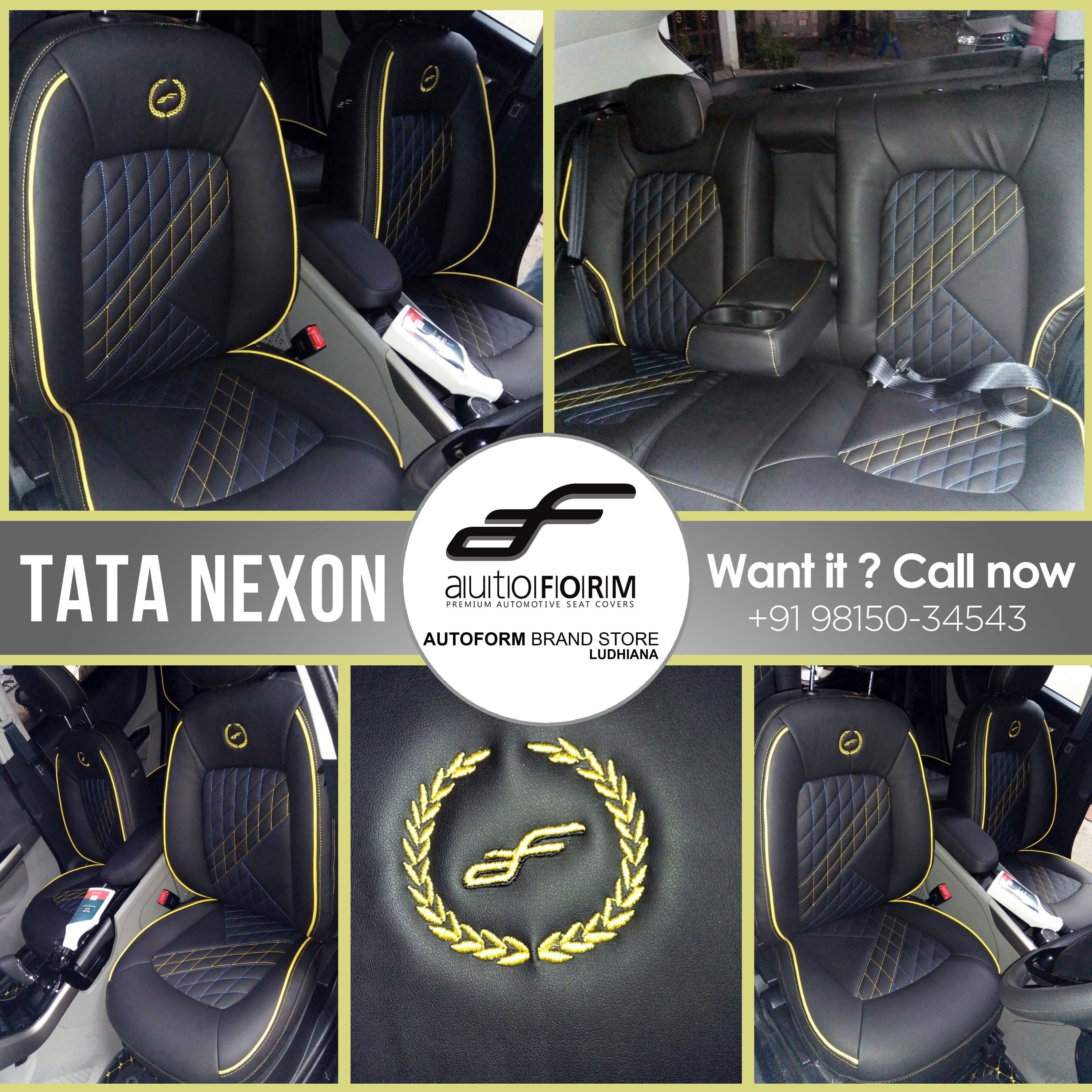 Branded Car Seat Covers In Ludhiana Black Chair Covers Car Seat