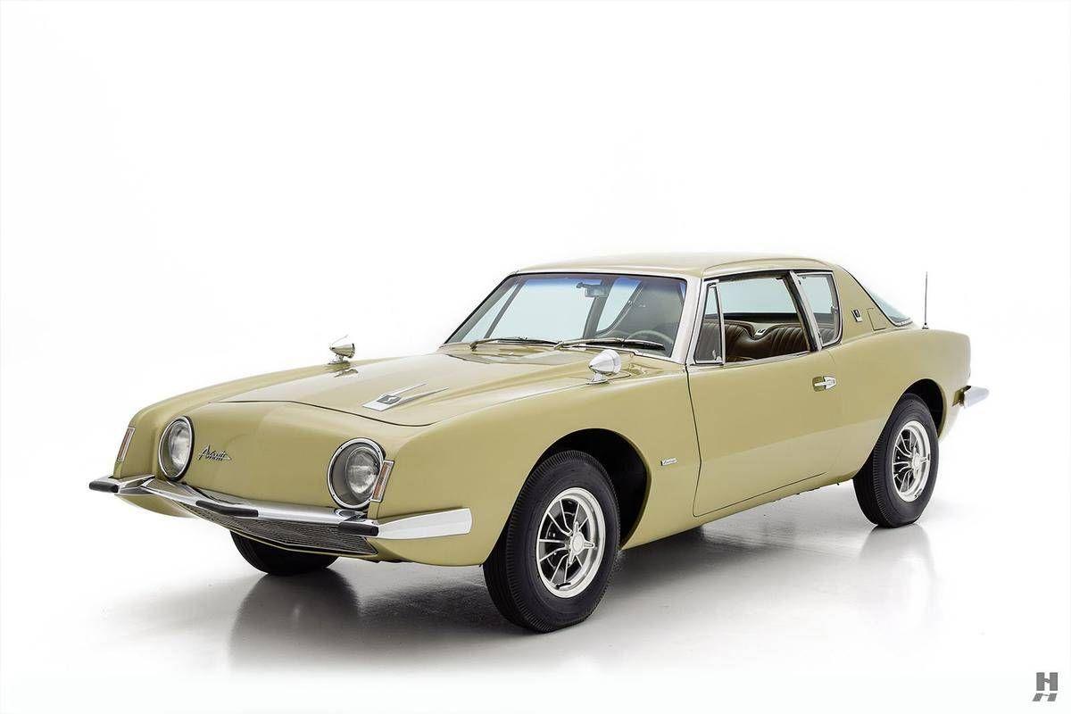 1963 Studebaker Avanti For Sale 2169724 Hemmings Motor News