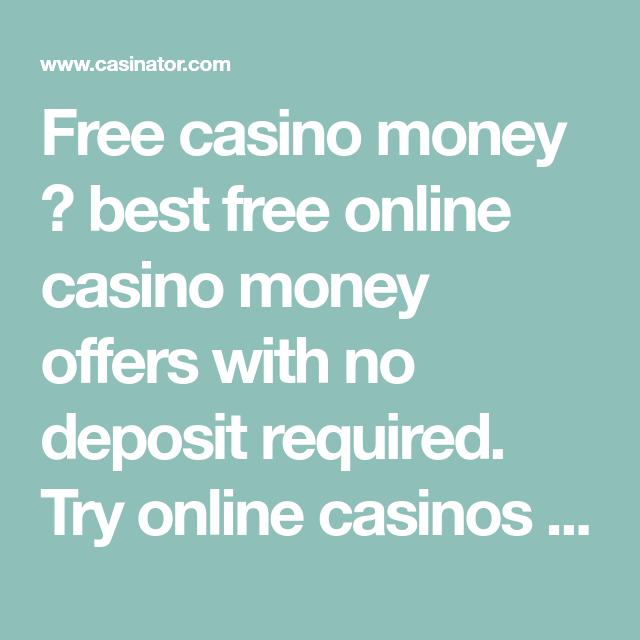 casino money free online