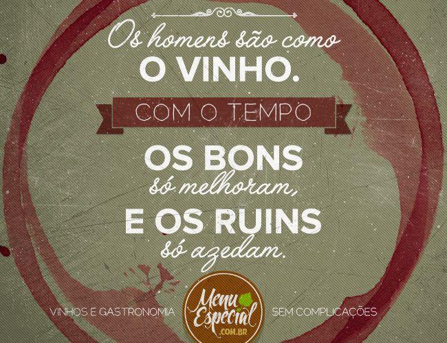 Verdade! #vinho #wine #menu especial