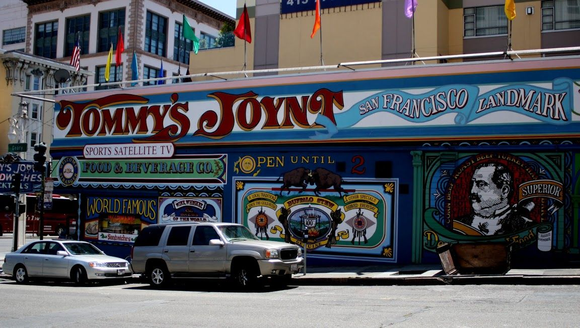 Tommy's Joynt in San Francisco, CA - embarrassed i've never been here...