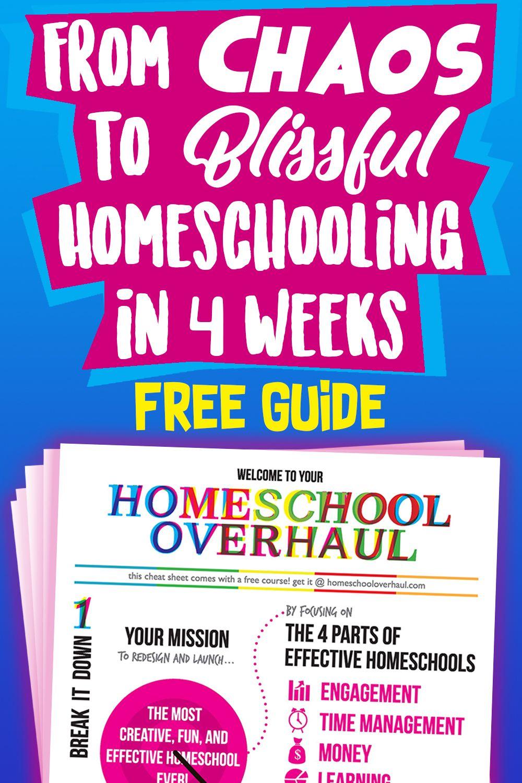 2019's Best New Guide For Homeschooling! Homeschool