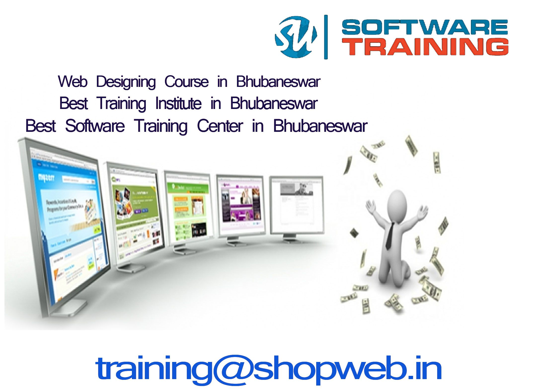 Shopweb Is The Web Designing Course In Bhubaneswar Till Now We Ve Got With Success Trained Over Several Stu Bhubaneswar Web Design Course Web Design Training