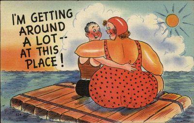 Skinny women seeking fat men
