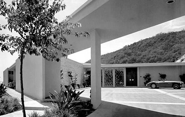 mid century homes in trousdale estates beverly hills ca | harold w, Innenarchitektur ideen