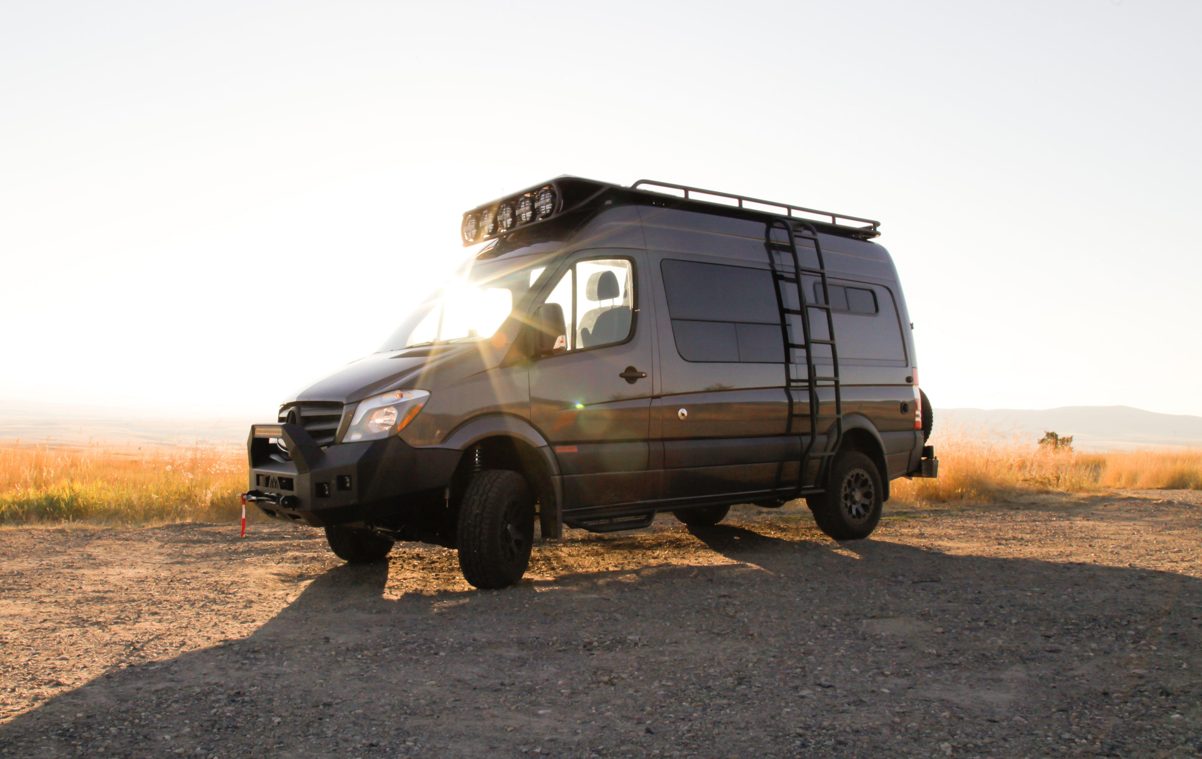 The Beartooth Custom Vans Sprinter Van Conversion Sprinter Van