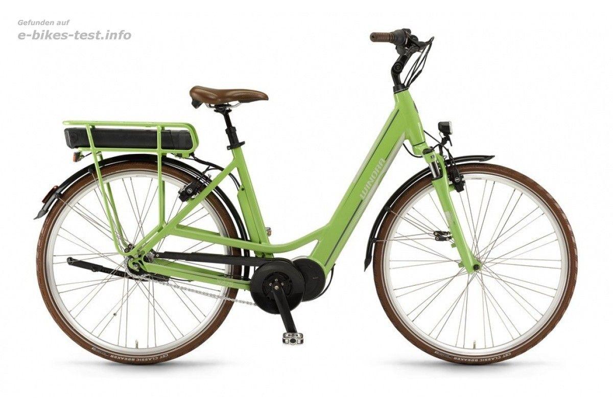 Das E-Bike Winora X275F Einrohr 7G NexusFL 16 apfelgruen hier auf E-Bikes-Test.info vorgestellt. Weitere Details zu diesem Bike auf unserer Webseite.