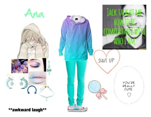 """Ana steel"" by quinnfrey ❤ liked on Polyvore featuring Replay and Converse"
