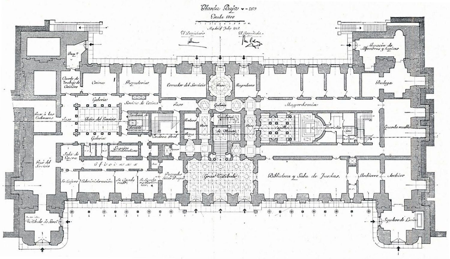 Mansion House Plans  17 Best images about palacio de liria on Pinterest  Pets Multimedia and Entrance  17 Best. Mansion House Plans 8 Bedrooms  universalcouncil info