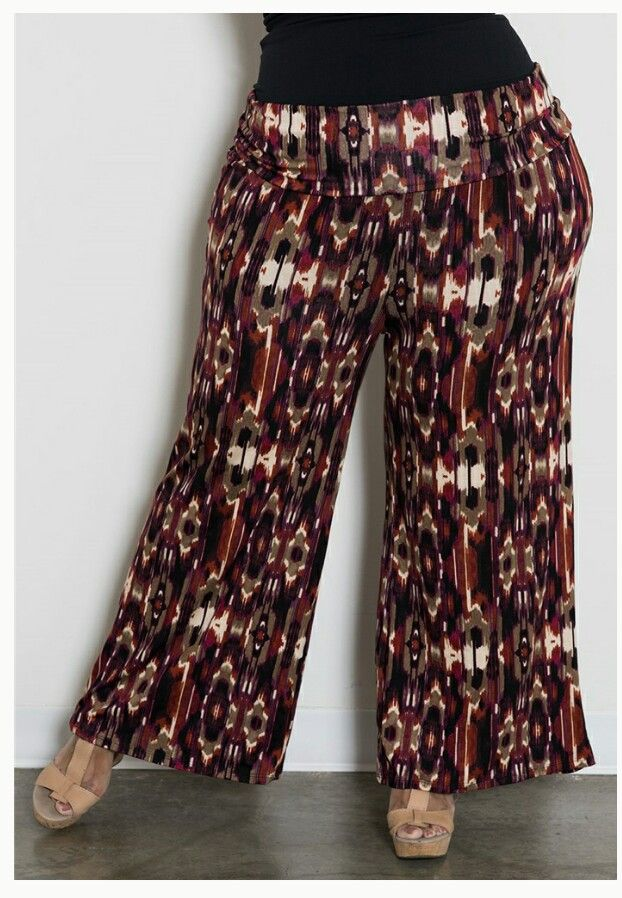 a273514d51c Printed Jersey Pants from SWAK Designs