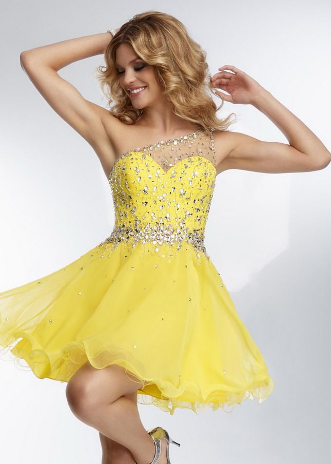 cheedress.com cheap yellow dresses (27) #cheapdresses | Dresses ...
