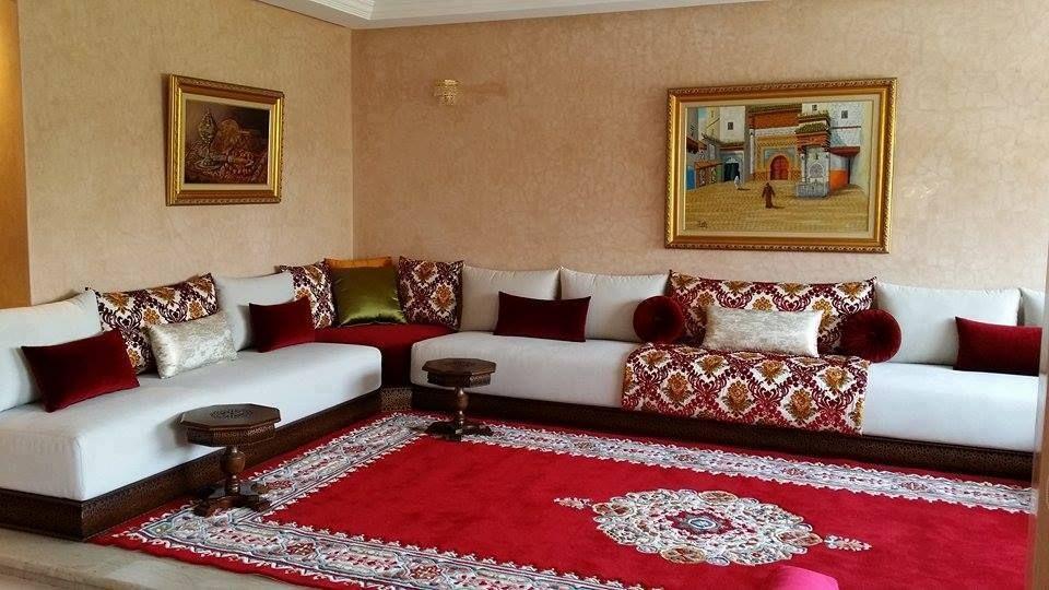 Salon marocain moderne Modèle 2019 | Déco-Maison in 2019 ...