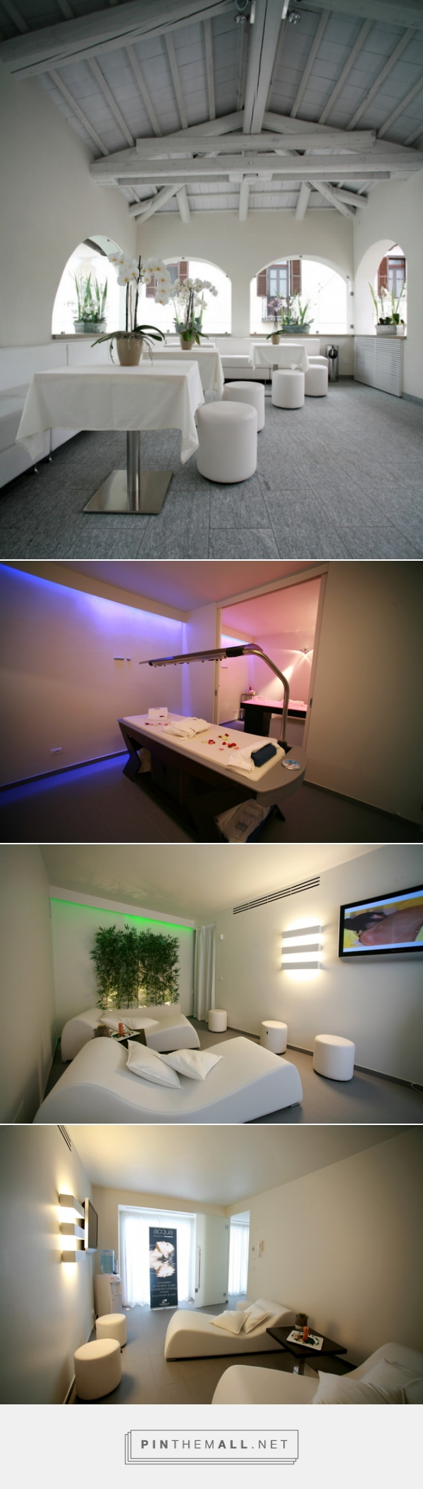Beauty centro benessere realized by afa arredamenti for Arredamenti centri benessere spa