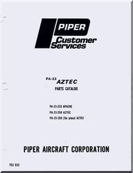 piper aztec operating manual