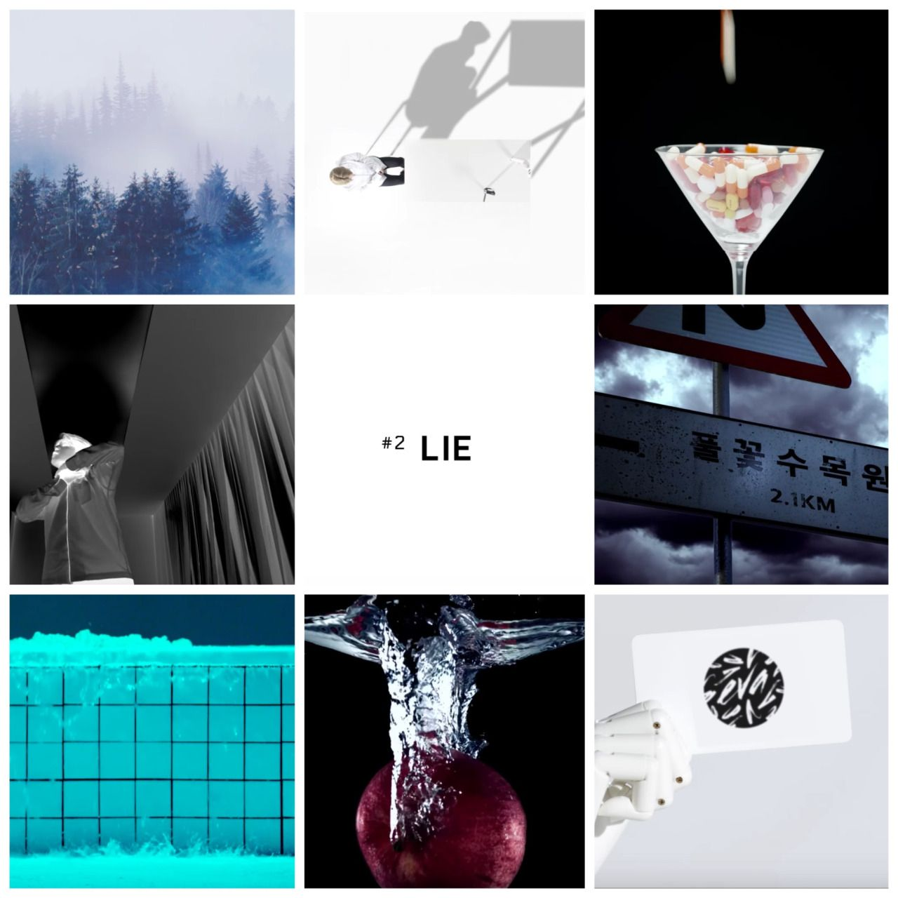 Jimin ❤ BTS (방탄소년단) WINGS Short Film #2 LIE #BTS #방탄소년단