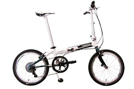 Dahon Speed P8 Folding Bike Review Featured Reviews Pinterest