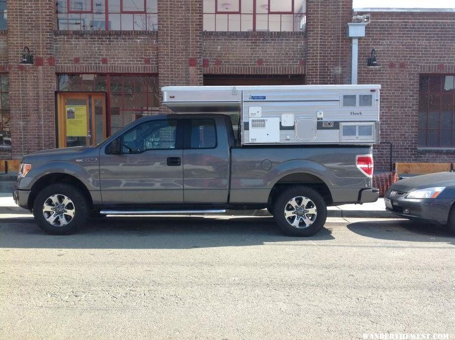 Photo Gallery Pop Up Truck Campers Slide In Truck Campers