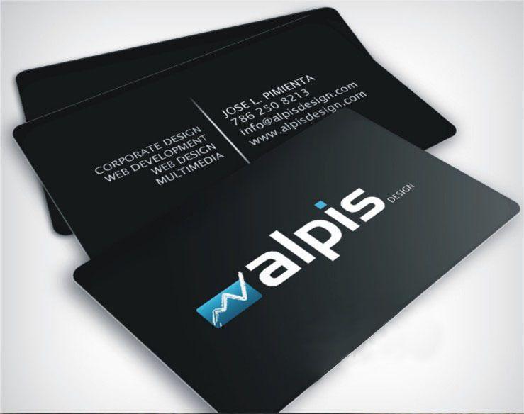 Plein Plastique PVC Couleur Cartes De Visite A Deux Faces Imprimees 038 Mm Depaisseur Top Qualite Meilleur Prix Livraison Gratuite