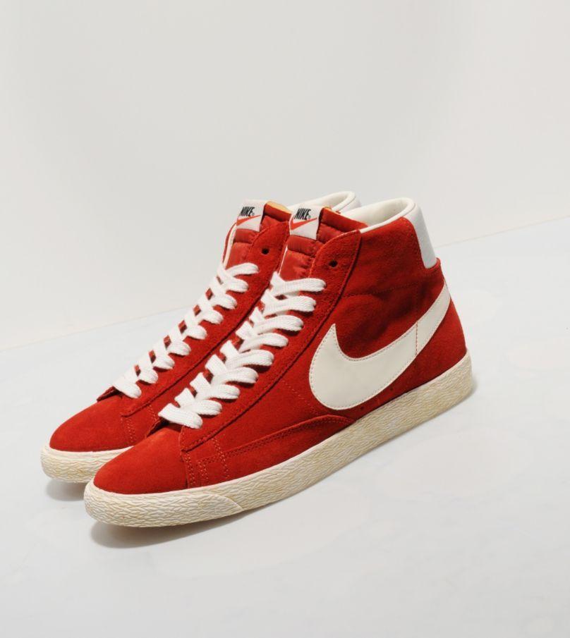 Nike Blazer Haute Vêtements Hommes Vintage