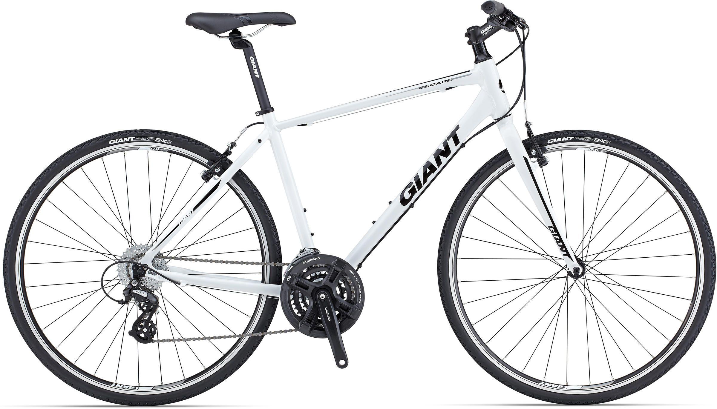 Giant Escape 2 Ride Brooklyn Bike Shop Hybrid Bike Bicycle Giant Bicycles