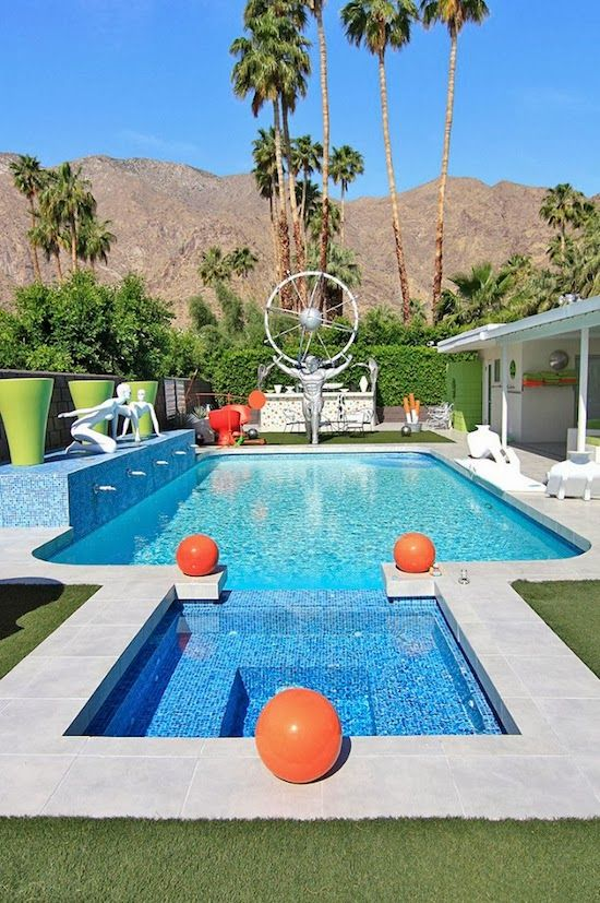 Postcards From Palm Springs Palm Springs Mid Century Modern