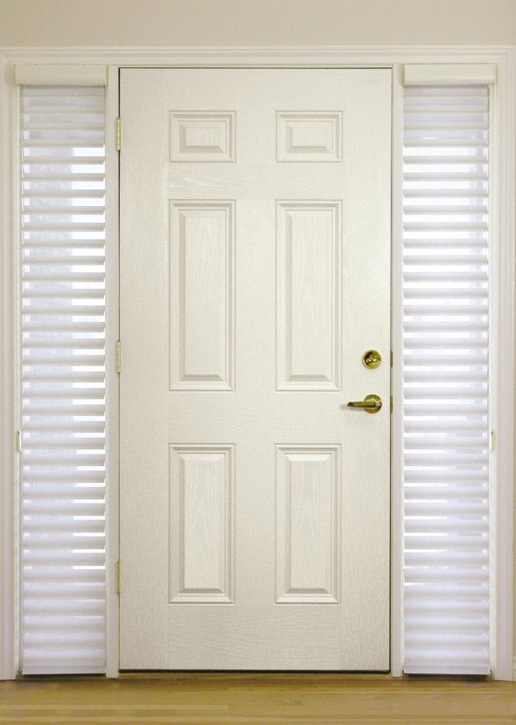 Beautiful Front Door Side Window Curtains Curtains For