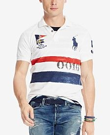 Polo Ralph Lauren Clothing & More - Mens Apparel