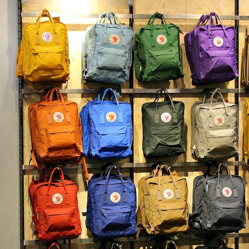 Fjäll Räven Rucksackwand #fjällräven #backpack #engelhorn