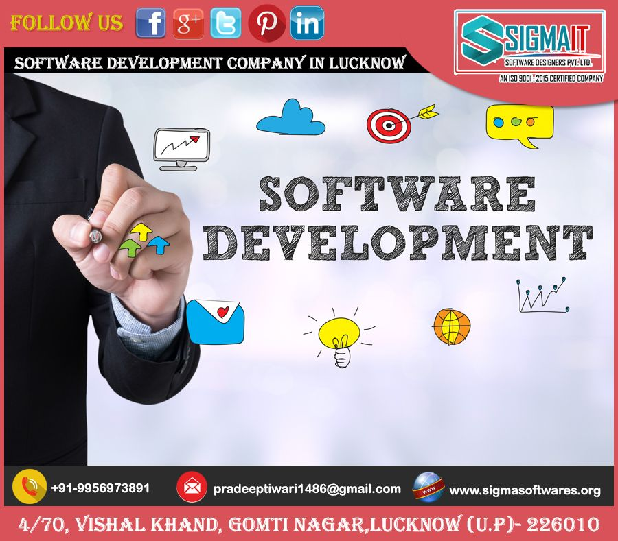 Software #Development #Company in #Lucknow, #Software