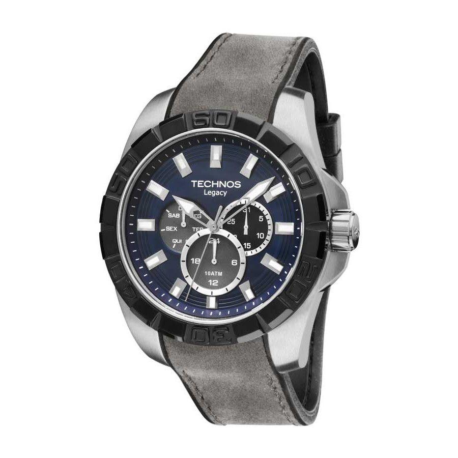 Relógio Technos Masculino Classic Legacy 6P29AIM 8A   coisas ... b64f9cca15