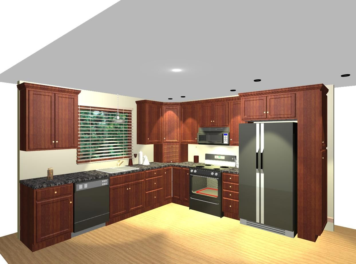 L Shaped Kitchen Design Ideas For Small And Large Kitchen With