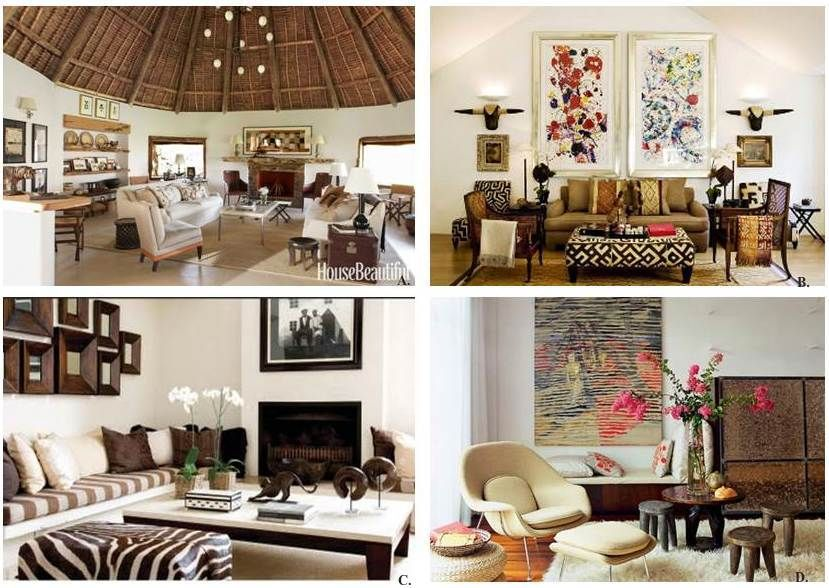 Afrocentric Interior Design African Home Decor African