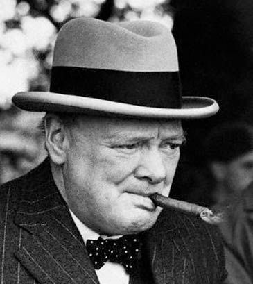 53592872303 The Homburg hat was created in 1882 and was popularized by Royalty and  world leaders such as Winston Churchill and King Edward VII.