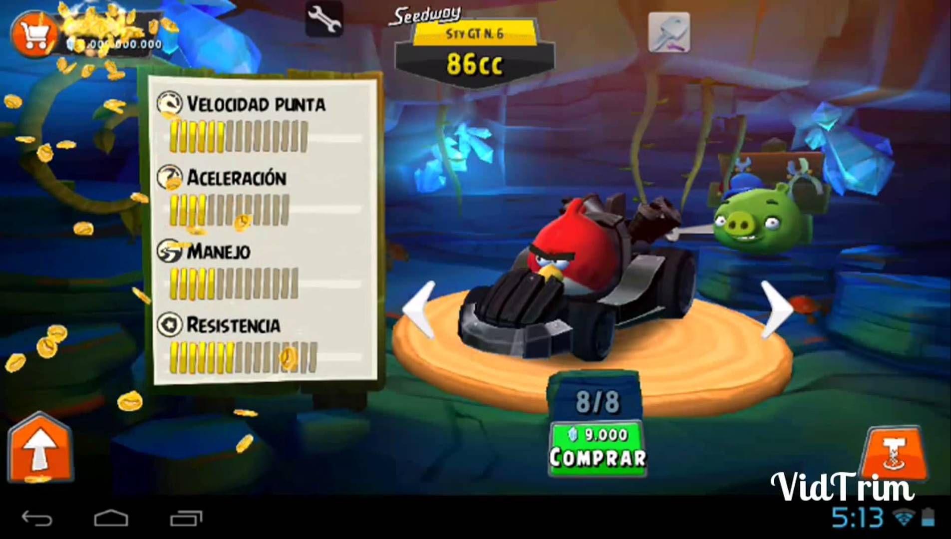 Angry Birds Go New Hack September 2019 Angry Birds Go Cheats