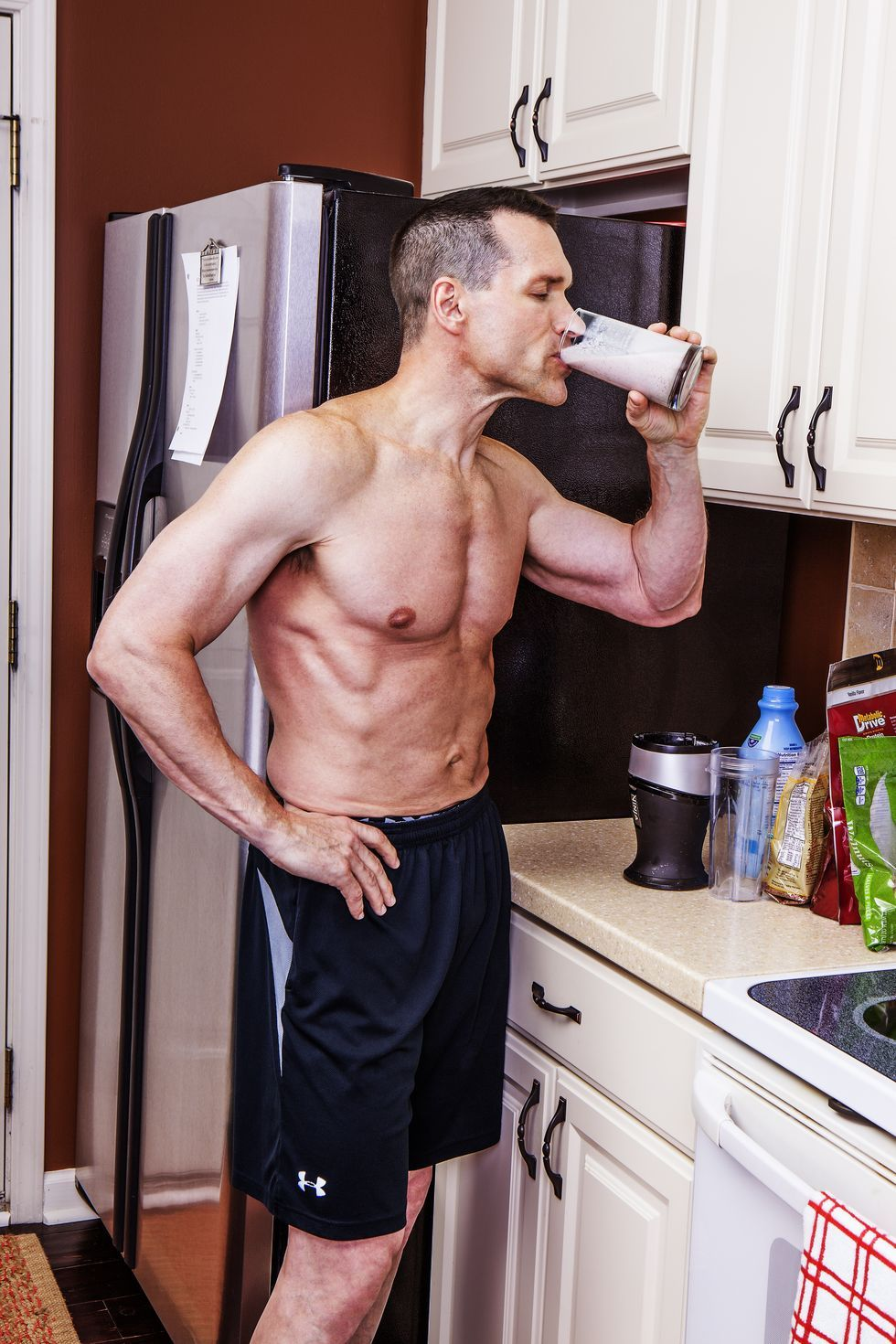 4 Keys to Getting Shredded After 50 (With images) Get