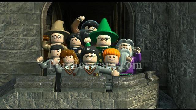 Lego Harry Potter Years 1 4 Walkthrough Hogwarts Castle Lego Harry Potter Harry Potter Years Hogwarts Castle