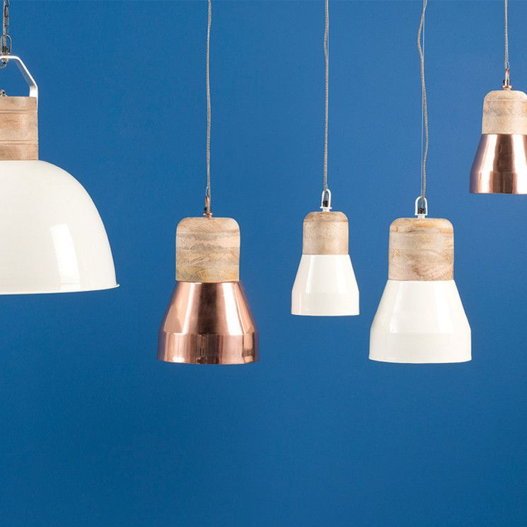 Ambient Off White Pendant Light By Citta Design
