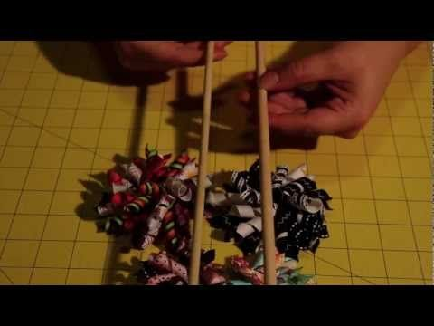 Learn How To Make Korker Bows