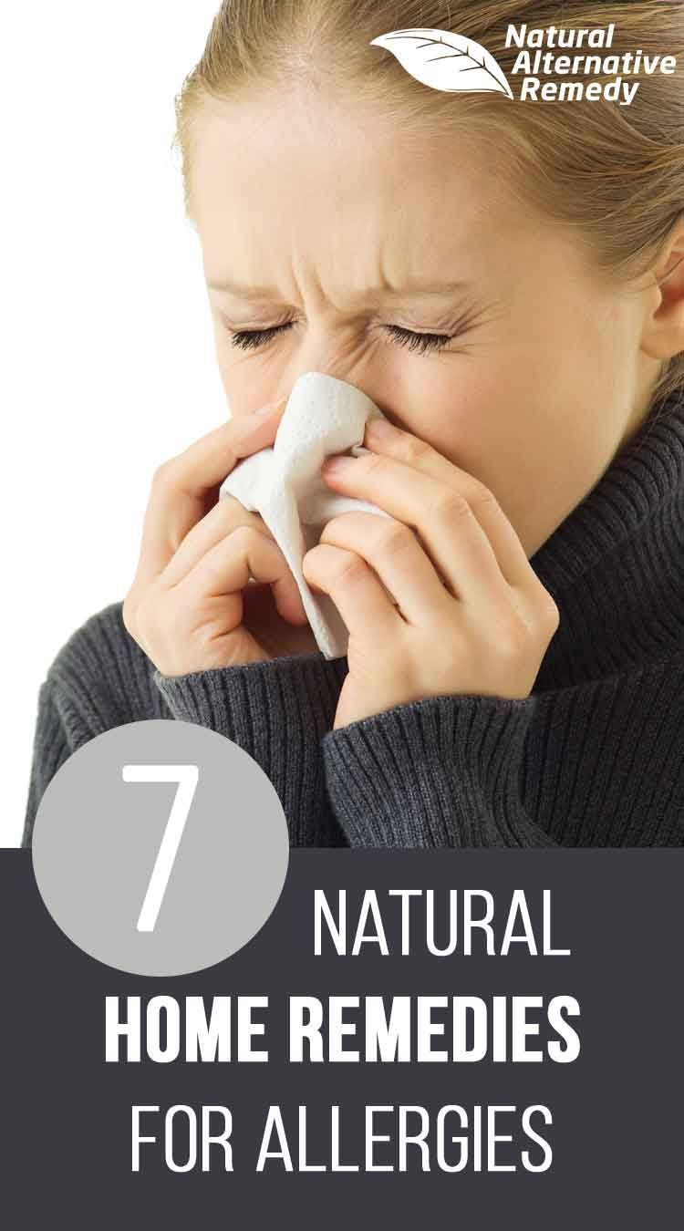 Suffering From Seasonal Allergies And Hay Fever Suffer No More Here Are  Proven Natural Remedies For Allergies That Really Work Homeremedies